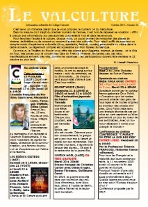 Valculture n°14